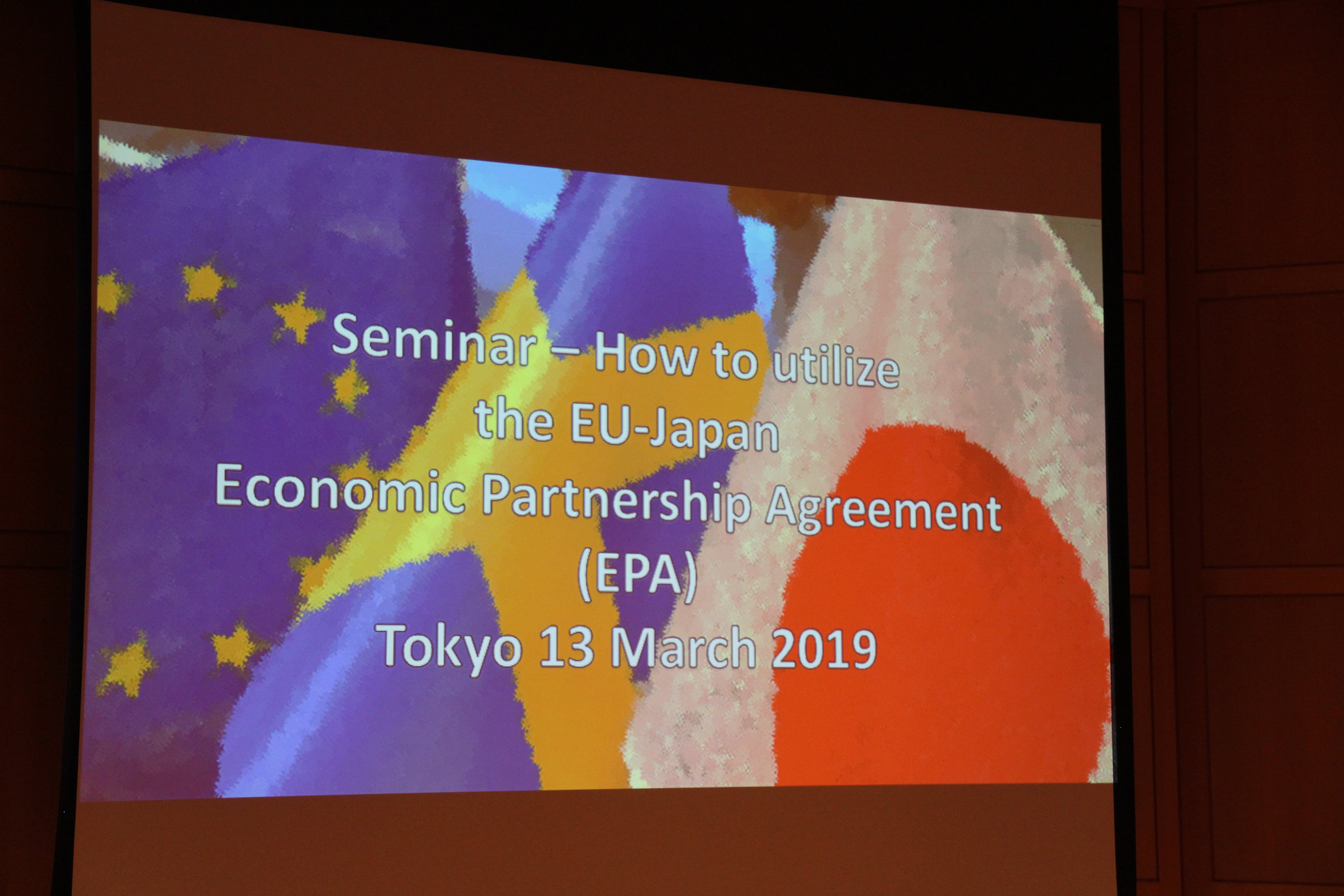 Report: How to Utilize the EU-Japan Economic Partnership Agreement