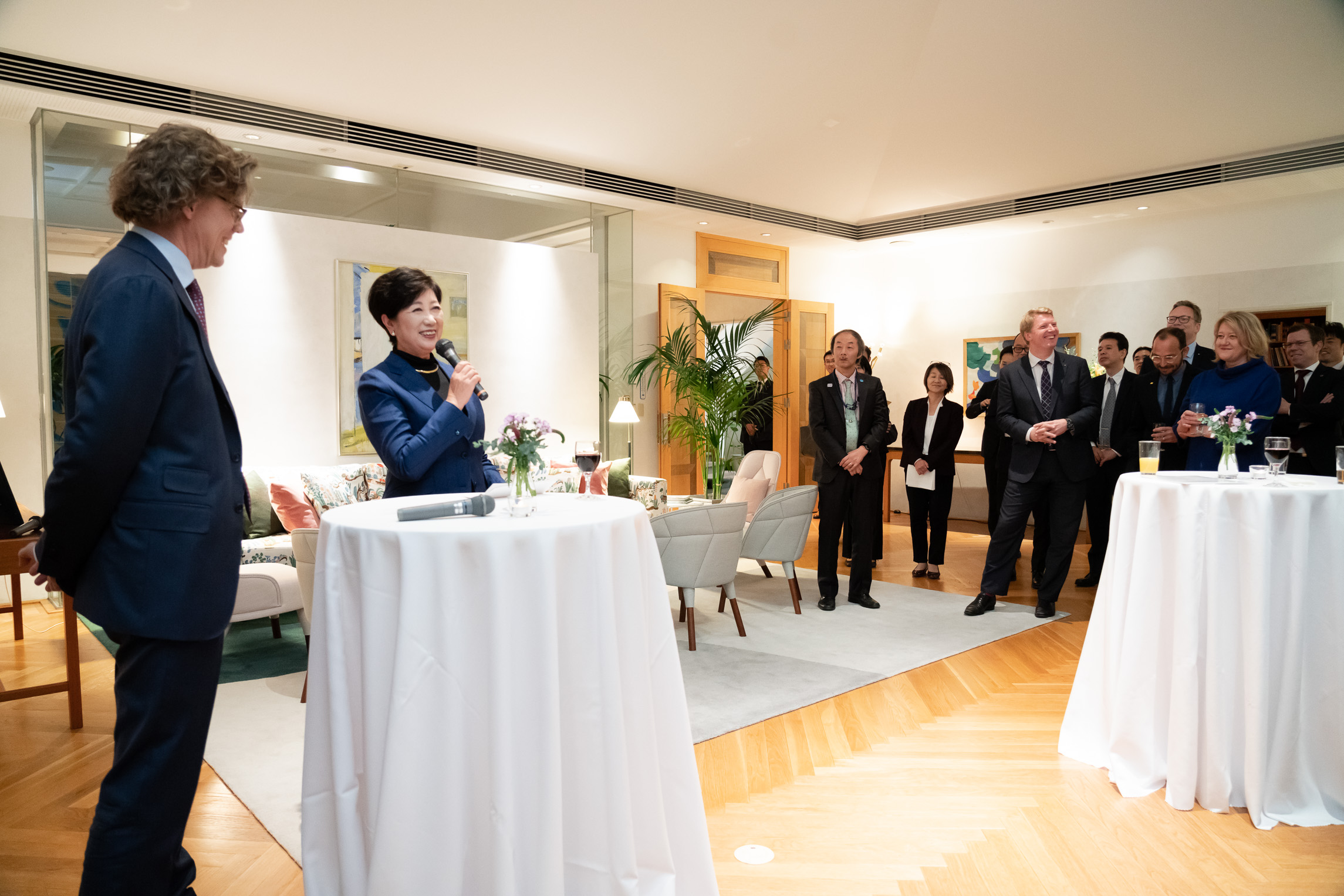 Report: Ambassador's CEO Advisory Board with the Governor of Tokyo