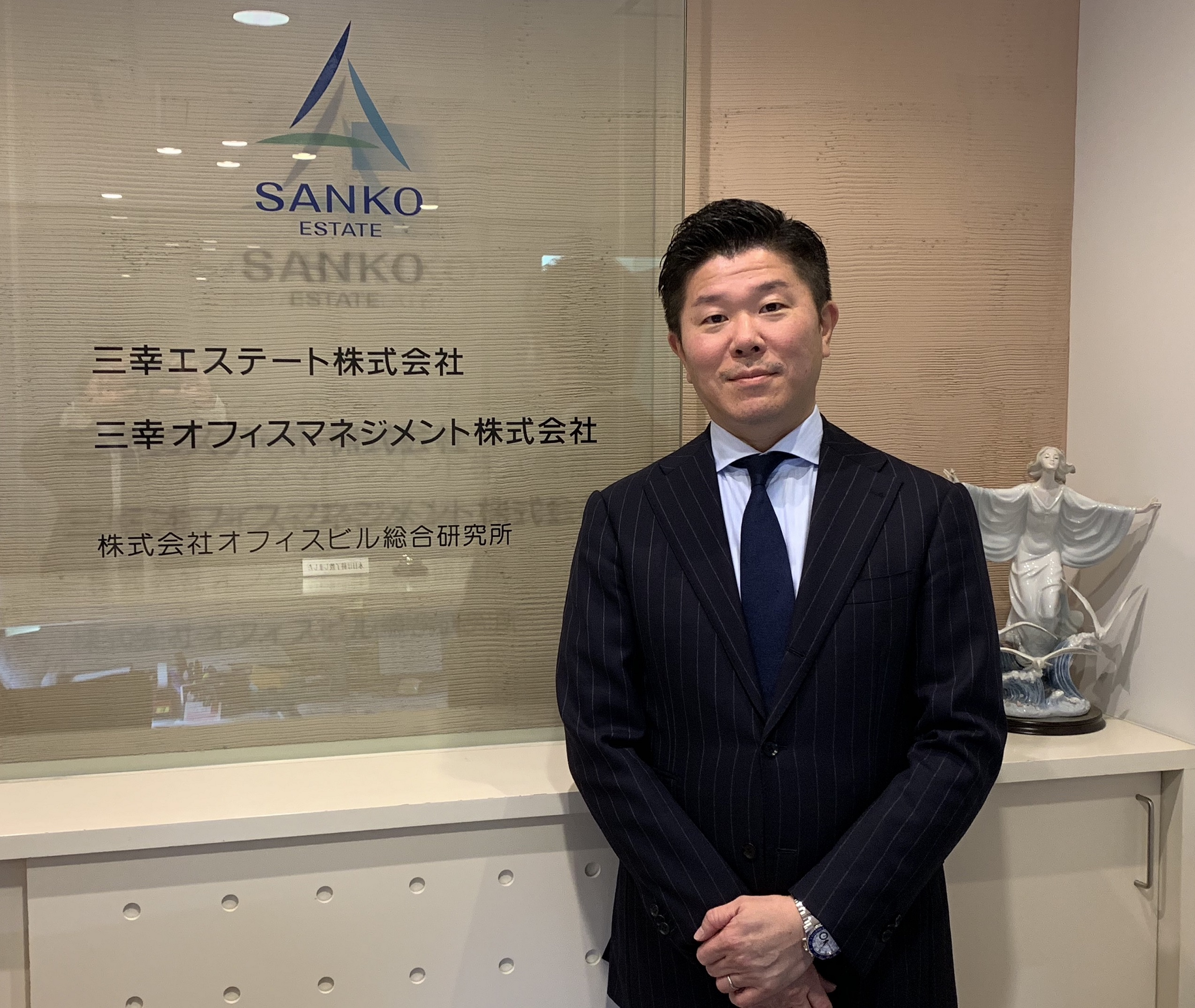 Member Introduction Sanko Estate: A Lodestar in Japan's Office Leasing Market