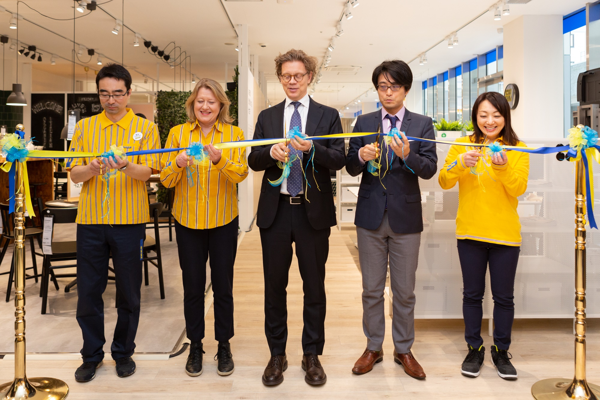 IKEA for Business opened in Shibuya